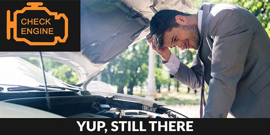 Is Your Check Engine Light On? This is Why