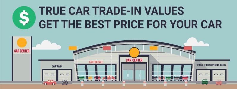 True Car Trade In Values