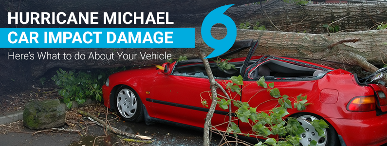 Where Can I Sell My Car: Hurricane Michael Damaged My Car. Can I Sell My Car