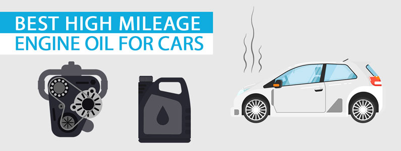 Best High Mileage Oil for Old Motors  What to Do with Old Cars