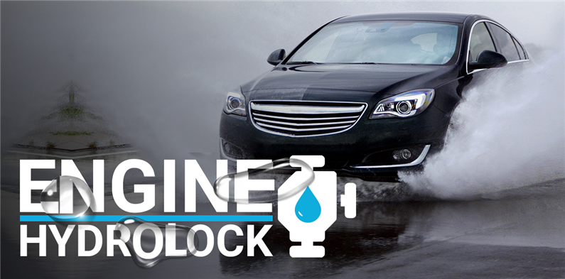 What Does It Mean to Hydrolock Your Motor? Possible Engine Damage
