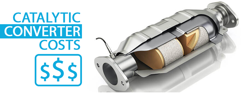 Catalytic Converter Replacement Cost Repair
