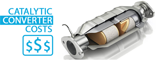 Catalytic Converter Shop Near Me >> Catalytic Converter Replacement Cost Repair Vs Selling My Car