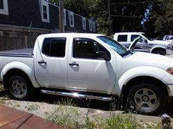 Sell my 2008 Nissan Frontier