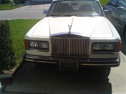 Sell my 1981 Rolls Royce Silver Spirit
