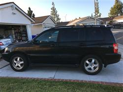 Sell my 2002 Toyota Highlander