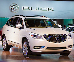 Buick Enclave Transmission Problems
