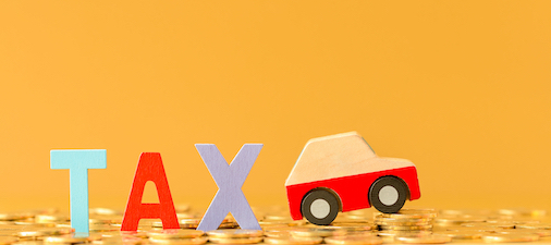 Donating a Car for Tax Credit